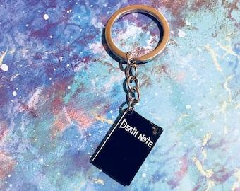 Death Note Keychain