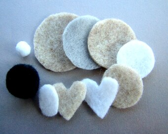 Replacement pads for essential oil diffusers