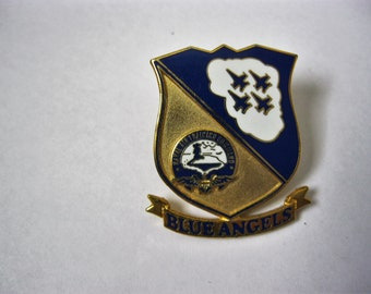 BLUE ANGELS PIN