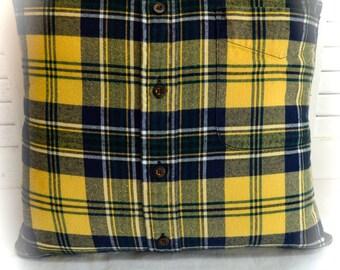 Memory Keepsake Pillow Cover for 16X16 pillow insert
