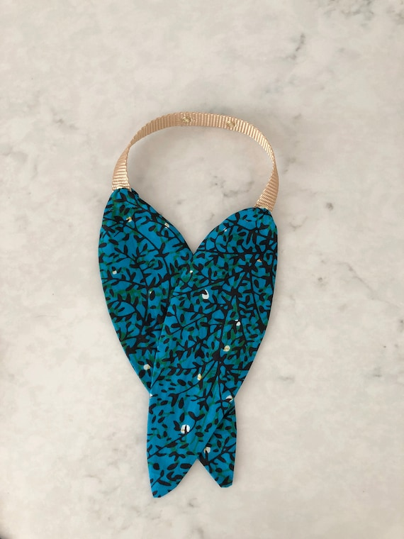 Lwala Neck Scarf - blue collection