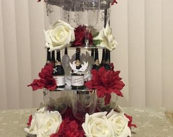 Wedding Center Piece or Bridal Shower Center Piece