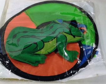 """New Spring Frog Windmill Swirl/48"""" Length/Weathproof Nylon/Made In China/New (I)"""
