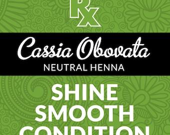 Cassia Obovata (Neutral Henna)