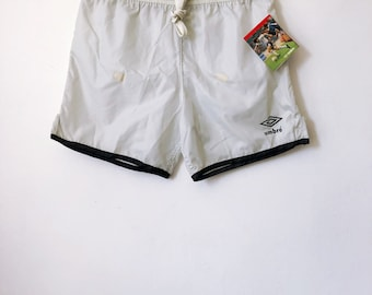 vintage umbro shorts youth size large deadstock NWT 90s