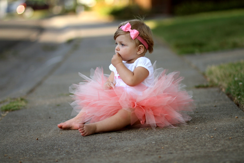 Юбка из фатина для девочки до года своими руками фото