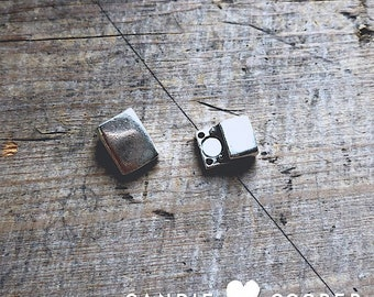 6mm Magnetic Bright Silver Clasp - DIY Jewelry