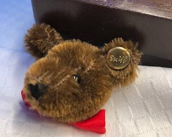 Vintage STEIFF Teddy Bear Pin