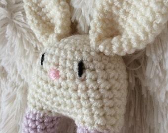 Lola Bunny Rattle Crochet Pattern