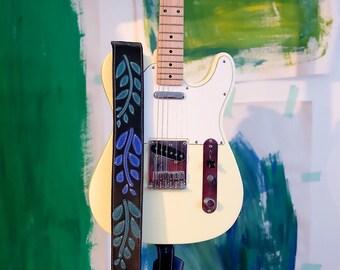 Blushh x Brittany Matyas Guitar Strap