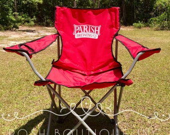 Custom folding Chair, Personalized Chair, Groomsman Gift, Camp Chair, Concert chair, Softball, Baseball, Soccer Mom Personalized Chair