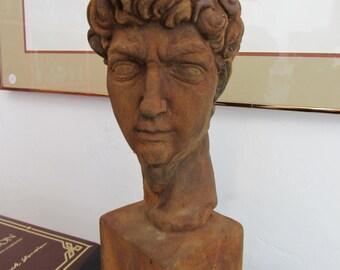 Vintage Roman or Greek Bust