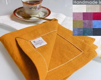 Linen Napkins - Kitchen Napkins - Cloth Napkins - Kitchen Decor - Home Decor - Housewarming Gift - Wedding Decor - Gift for Mom