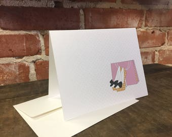 Variety Pack/Shop Shoes - Set of 10 Note Cards