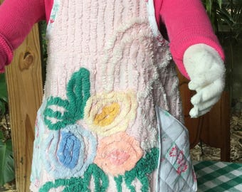 Jumper with Quilted Pockets