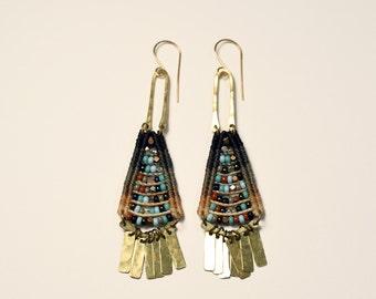 La Plume Earrings