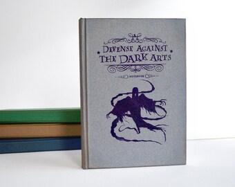 Defense Against the Dark Arts Notebook