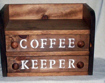 "K-Cup ""Coffee Keeper"", K-Cup storage unit"