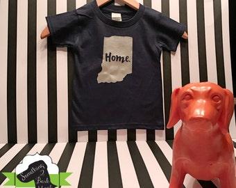Indiana Home Kids Shirt