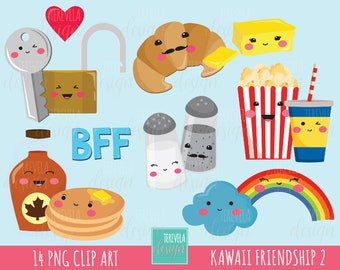 50% SALE LOVE clipart, perfect match clipart, kawaii clipart, commercial use, friendship, valentine clipart, love clipart, best friends, BFF