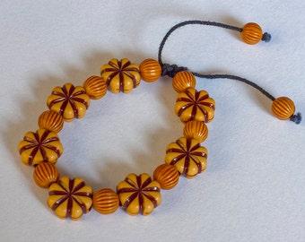 Classic Beaded Bracelet