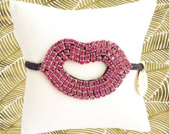 KISS ME/LUCKY Bracelet