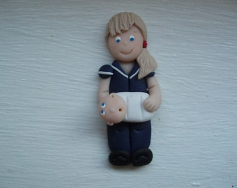 Midwife badge
