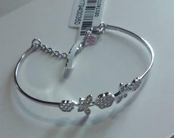 18K WHITE GOLD Bracelets 3.5 gram for kids