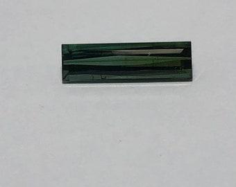 Bluish green tourmaline