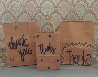 Large CUSTOM Gift Bag