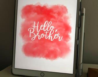 Vampire Diaries- Hello Brother