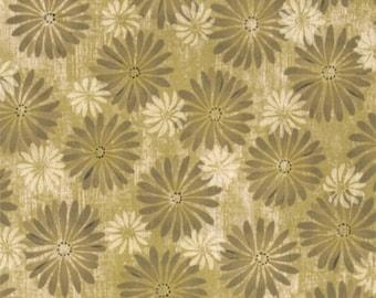 1 yard Olive - Studio Stash by Jennifer Sampou for Robert Kaufman Fabrics