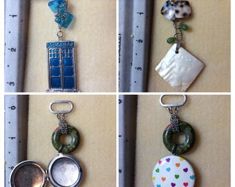 Toggle Pendant Charms
