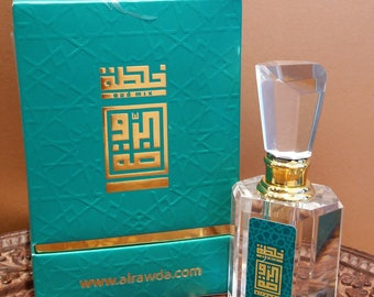 Exclusive Oriental perfumed oil - Oud Mix from Medina with ZamZam water and Madina rose