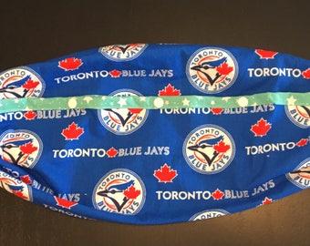 Toronto Blue Jays Baby Carrier Pouch Bag - Ergo, Tula, Lillebaby, Beco, Lennylamb