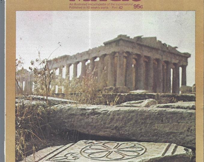 Man, Myth and Magic Part 42 Magazine by Richard Cavendish 1970