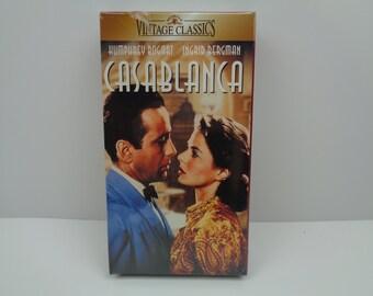 Casablanca VHS 1943 NEW