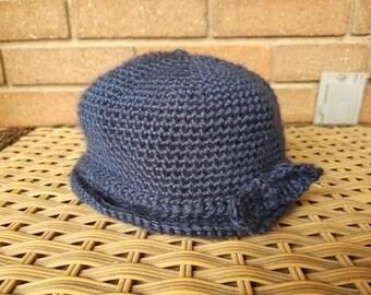 Stylish Cloche Hat