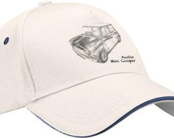 Mini Cooper Baseball Cap