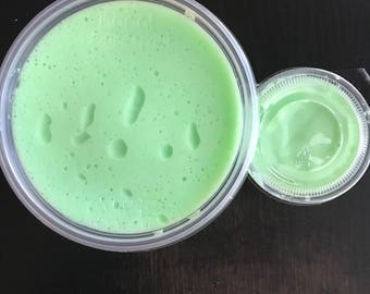 Scented Green Apple Icee Slime