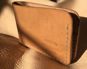 Standard Issue Leather Wallet