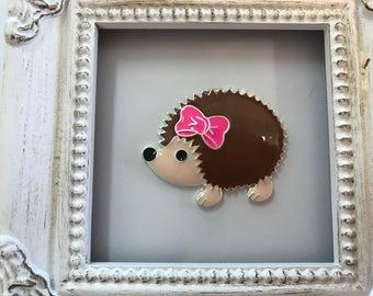 Little Hedgehog Needle Minder