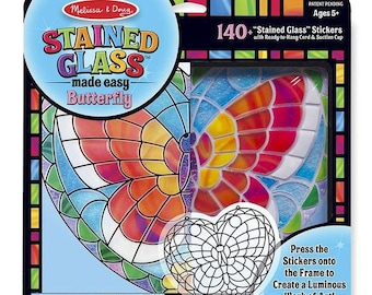 make your stained glass