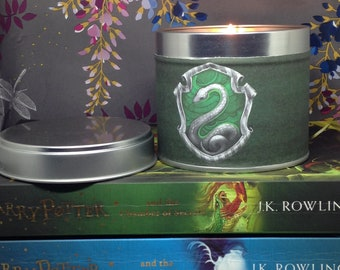 Slytherin Reveal Candle