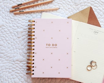 To Do | Daily Lists & Notes | Blush