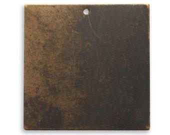 Vintaj 29mm Altered Blank Square (36) Bulk Pack