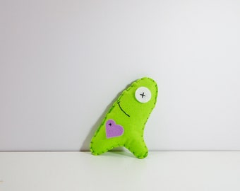 Felt Monsters, Adopt A Monster, Monster Party, Felt Monsters, Monster Plushie, Monster Themed Party, Monster Party, Felt Party Favor