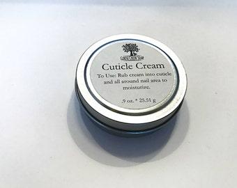 Cuticle and Nail Cream