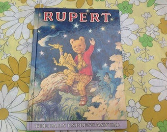 1979 Rupert Annual. Great condition, really lovely gift for a collector or just for nostalgia!