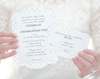 The Great Deco Invitation Suite